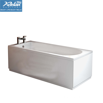 1500x700mm Square modern straight bathtub